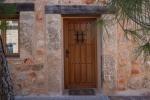 Puerta acceso a La Fuente Vieja I